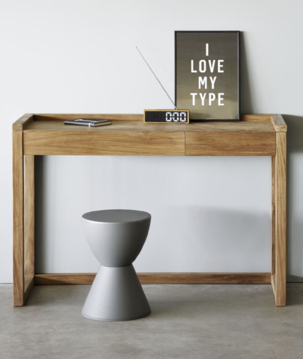 Frame Desk - 2 Colors Ethnicraft - BEAM // Design Store