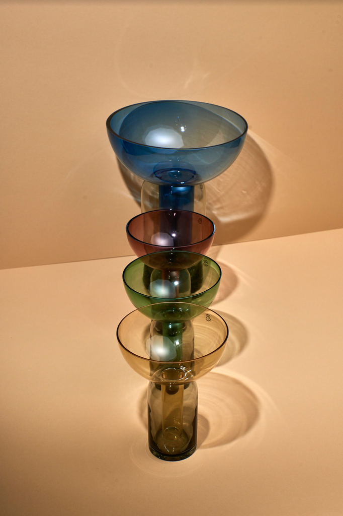 Torus Vase Forest - 2 Sizes AYTM - BEAM // Design Store
