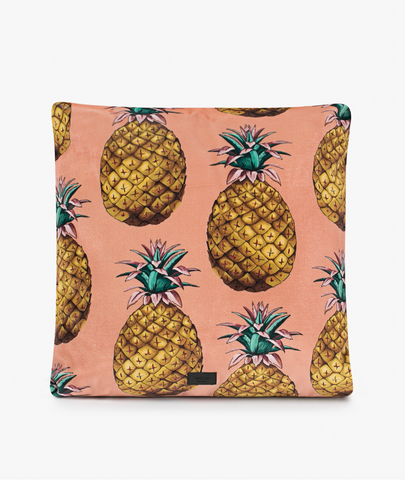 Velvet Ananas Pillow