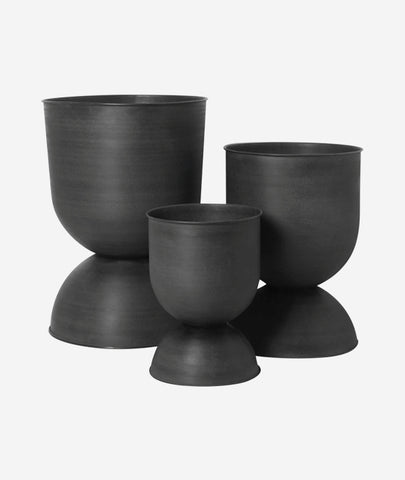 Hourglass Pot - 4 Sizes Ferm Living - BEAM // Design Store