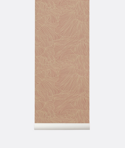 Coral Wallpaper - 3 Colors Ferm Living - BEAM // Design Store