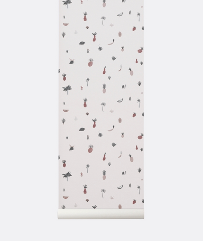 Fruiticana Wallpaper Ferm Living - BEAM // Design Store