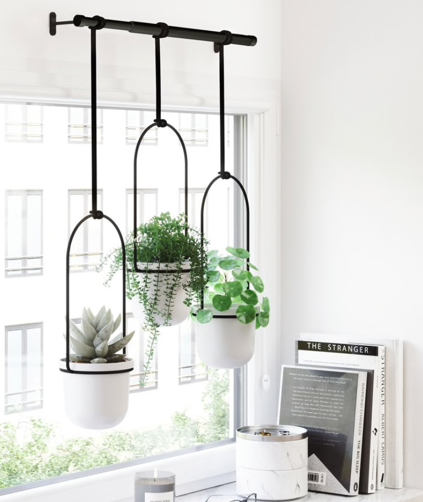 Triflora Hanging Planter - 3 Colors Umbra - BEAM // Design Store