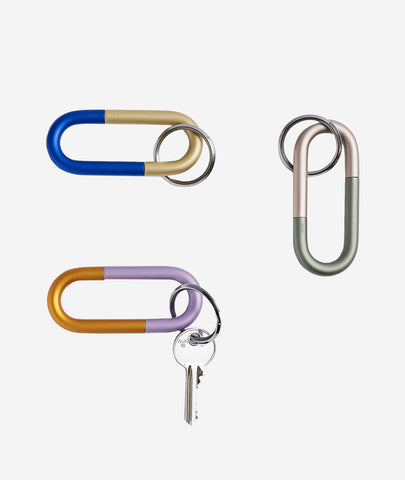 Cane Key Ring - 3 Colors Hay - BEAM // Design Store
