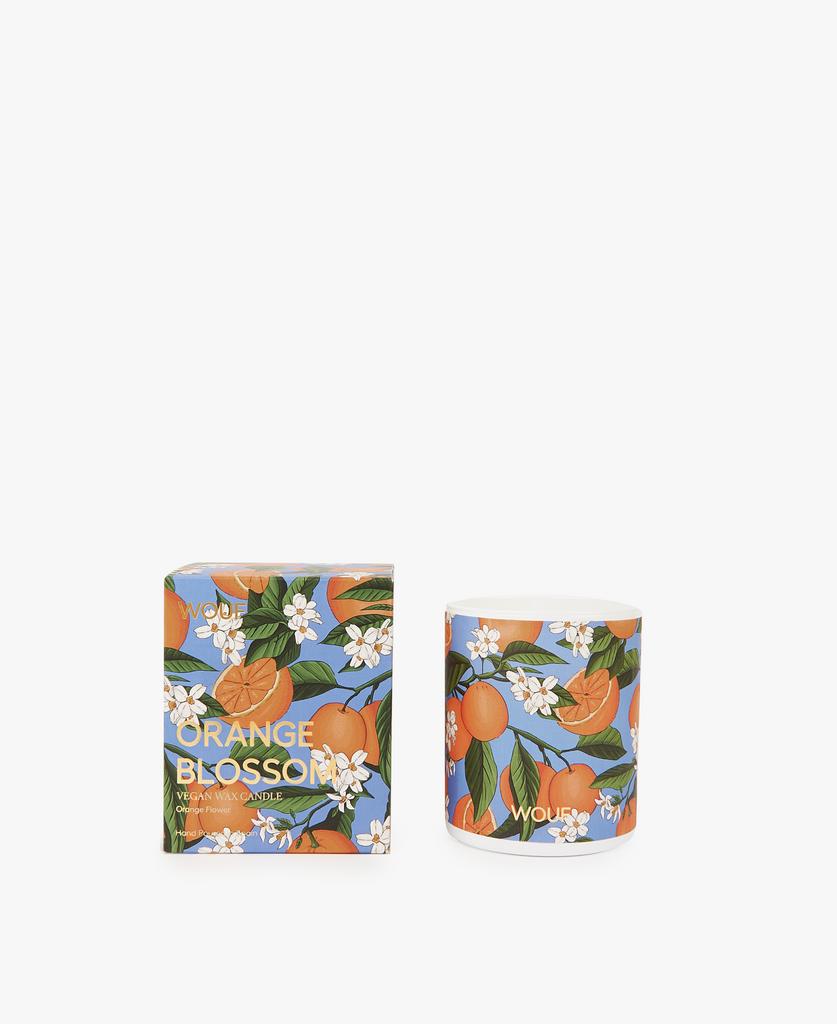 Orange Blossom Candle Wouf - BEAM // Design Store