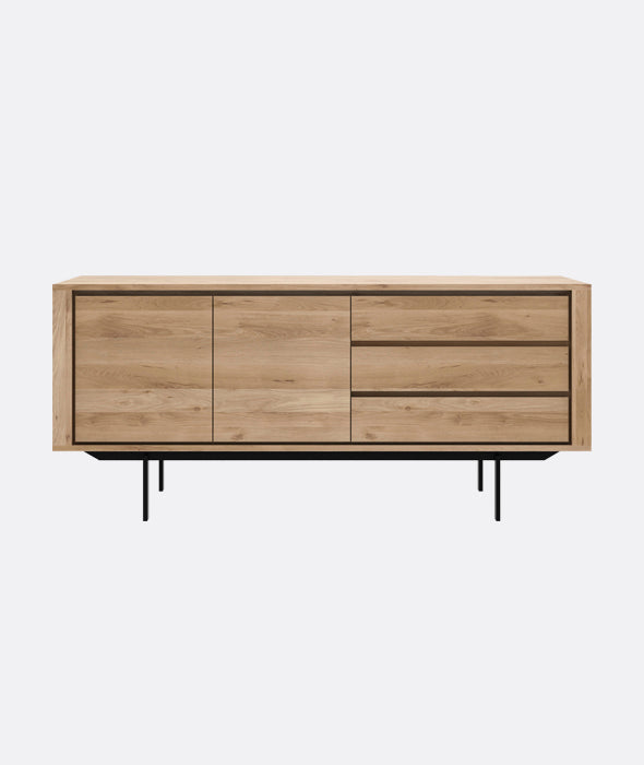 Shadow Sideboard - 2 Doors Ethnicraft - BEAM // Design Store