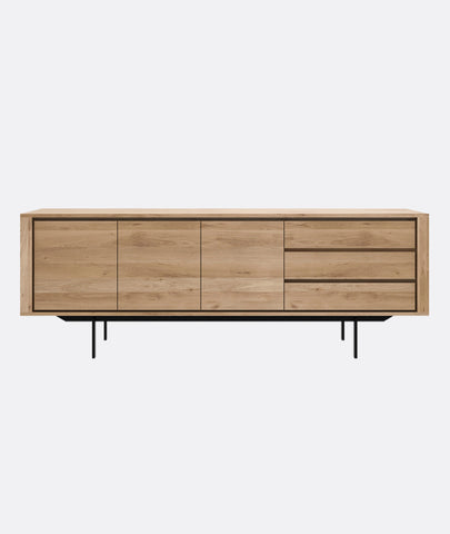 Shadow Sideboard - 3 Doors Ethnicraft - BEAM // Design Store