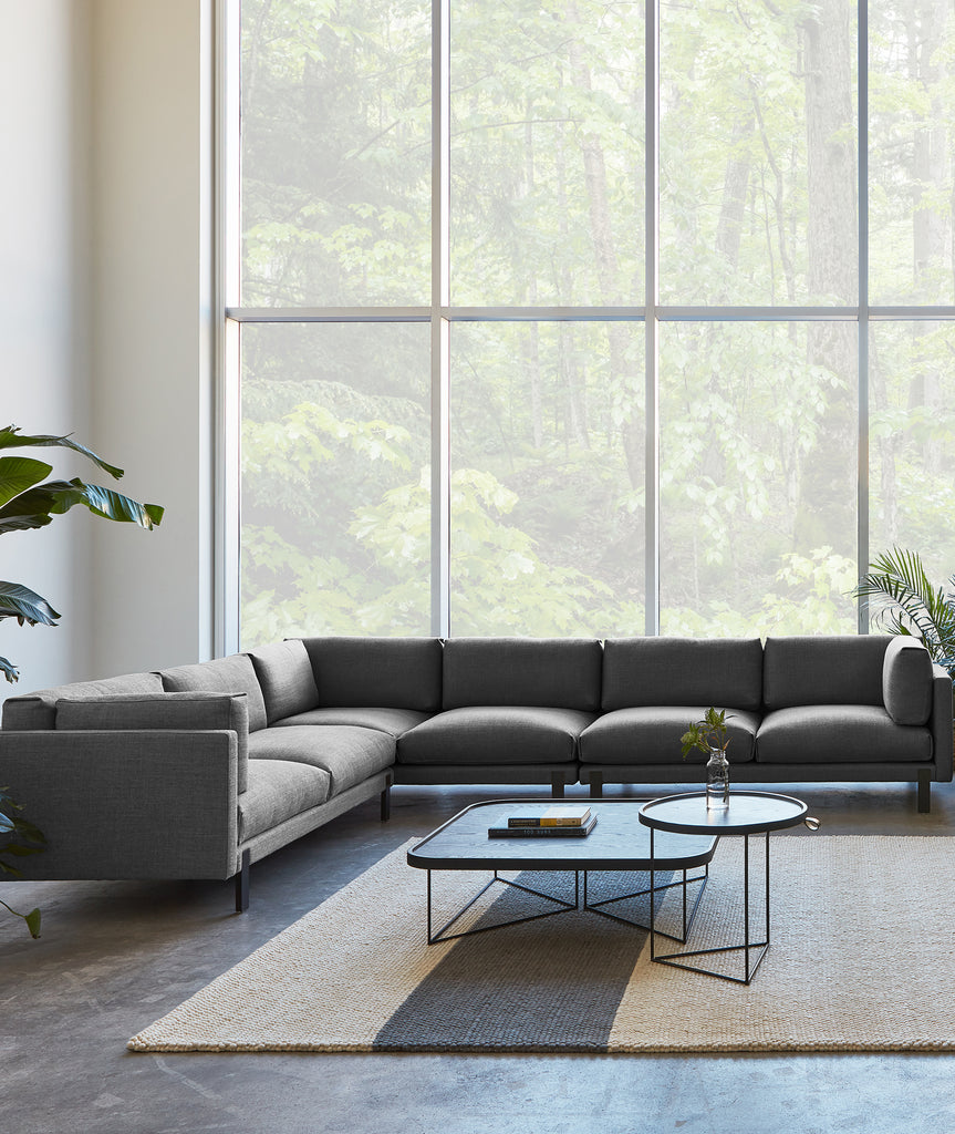 Silverlake XL Sectional - 3 Colors Gus* Modern - BEAM // Design Store