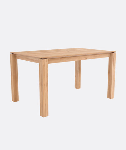 Slice Dining Table - 6 Sizes Ethnicraft - BEAM // Design Store