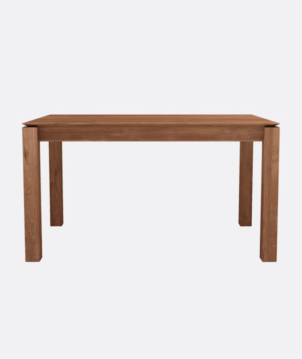 Slice Extendable Dining Table - 2 Colors Ethnicraft - BEAM // Design Store