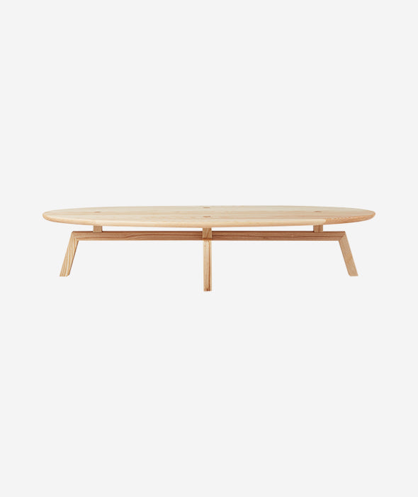 Solana Oval Coffee Table - 2 Colors