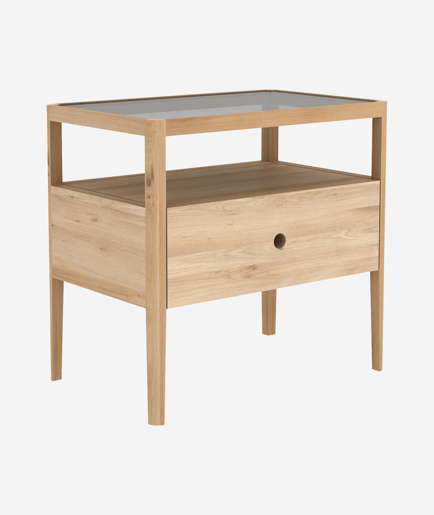 Spindle Side Tables Ethnicraft - BEAM // Design Store