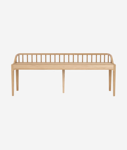 Spindle Bench - 2 Colors Ethnicraft - BEAM // Design Store