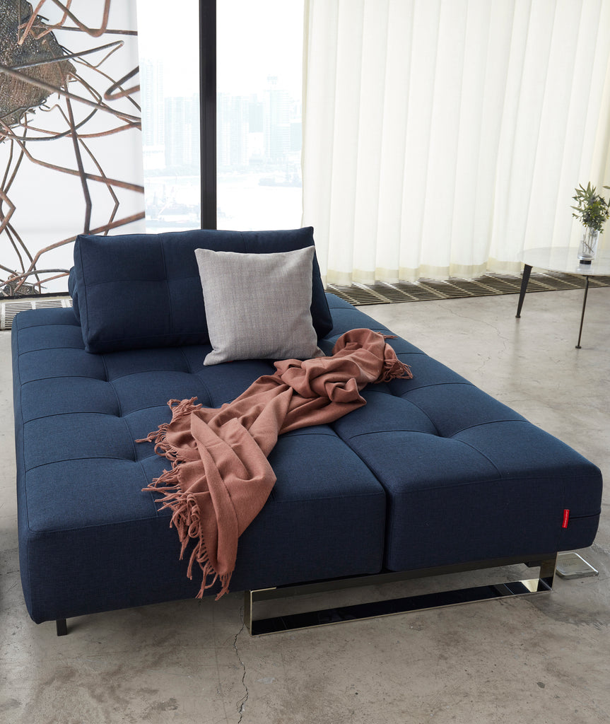 Supremax Deluxe Excess Lounger Sleeper Sofa Innovation Living - BEAM // Design Store