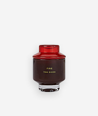 Fire Scented Candle Medium