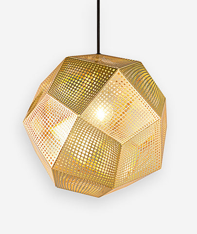 Etch Pendant Lamp - 4 Colors Tom Dixon - BEAM // Design Store