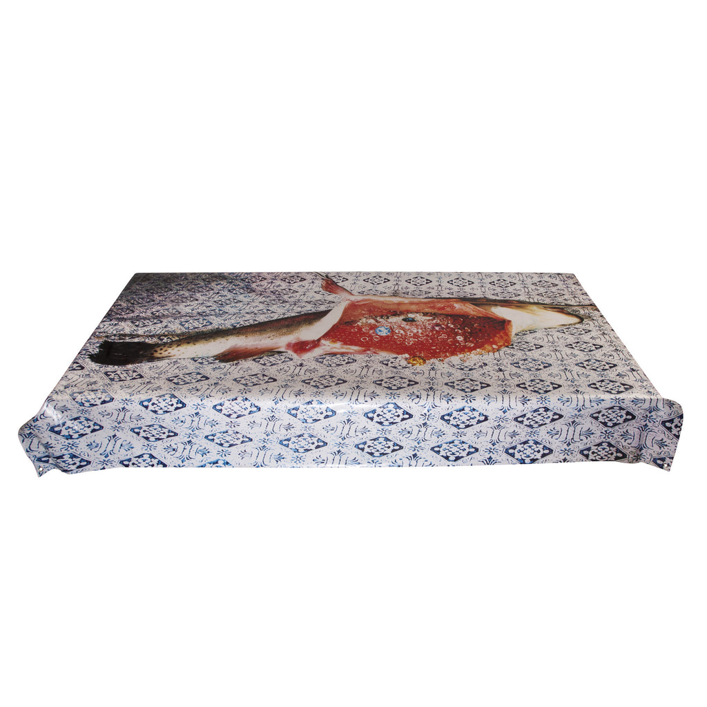 Fish Tablecloth Seletti x Toiletpaper - BEAM // Design Store