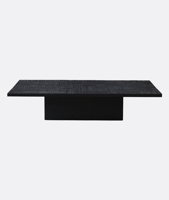 Ancestors Tabwa Blok Coffee Table Ethnicraft - BEAM // Design Store