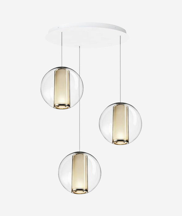 Bel Occhio Chandelier - 2 Colors Pablo - BEAM // Design Store