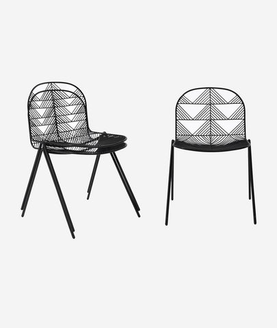 Wire Chairs x Bend Goods