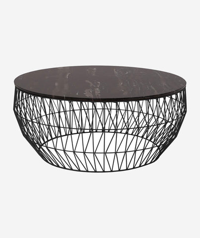 Wire Coffee Table - 20 Colors - BEAM