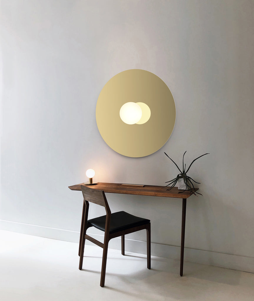 Bola Disc Flush Lamp - 4 Colors Pablo - BEAM // Design Store