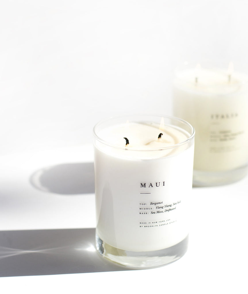 Maui Escapist Candle BROOKLYN CANDLE STUDIO - BEAM // Design Store