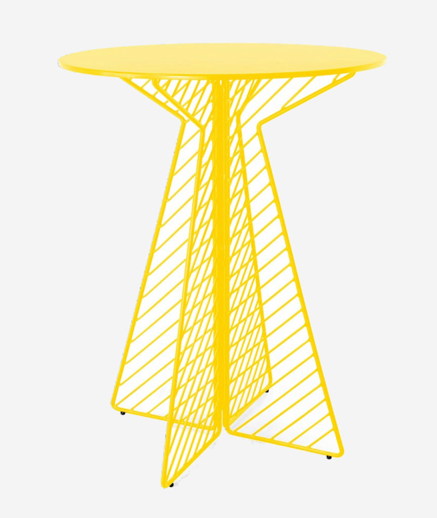 Cafe Bar Table - 4 Colors Bend Goods - BEAM // Design Store