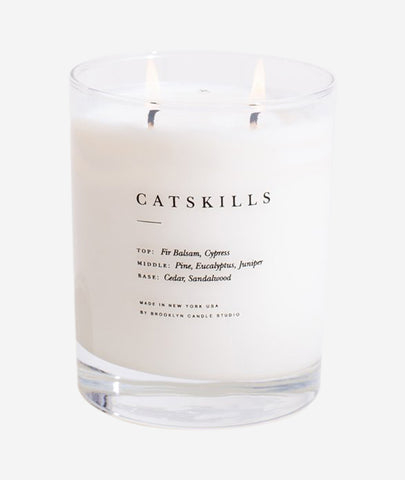 Catskills Escapist Candle BROOKLYN CANDLE STUDIO - BEAM // Design Store