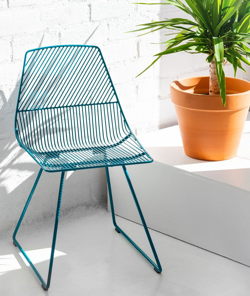 Ethel Side Chair - 4 Colors Bend Goods - BEAM // Design Store
