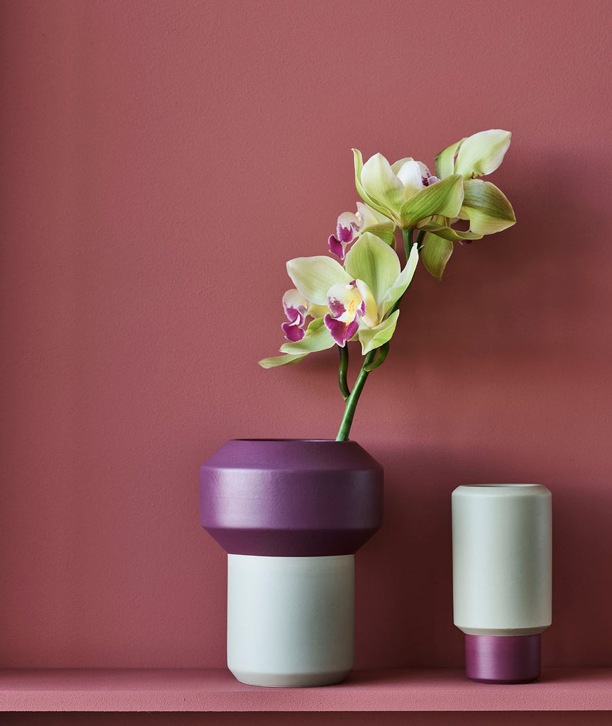 Fumario Vase Large - 7 Colors