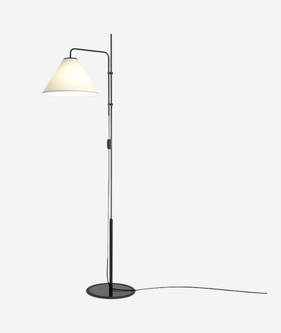 Funiculi Fabric Floor Lamp - 2 Colors Marset - BEAM // Design Store