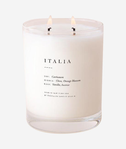 Italia Escapist Candle BROOKLYN CANDLE STUDIO - BEAM // Design Store
