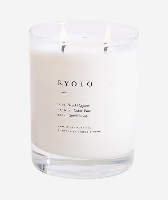 Kyoto Escapist Candle BROOKLYN CANDLE STUDIO - BEAM // Design Store