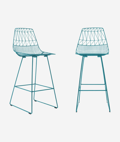 Lucy Bar Stool - 7 Colors