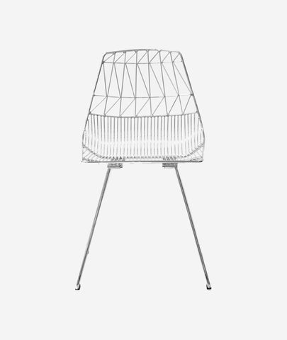 Lucy Side Chair - 7 Colors