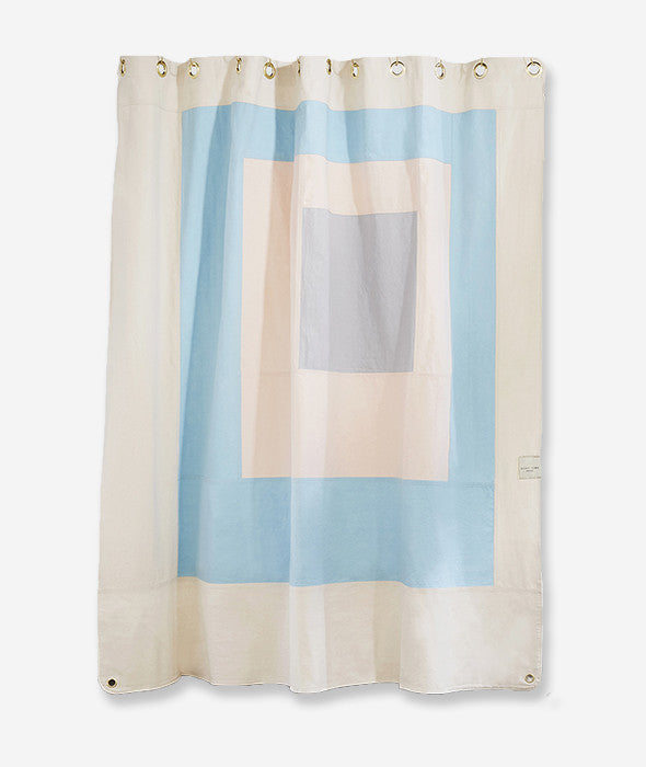 Marfa Shower Curtain Sky Quiet Town - BEAM // Design Store