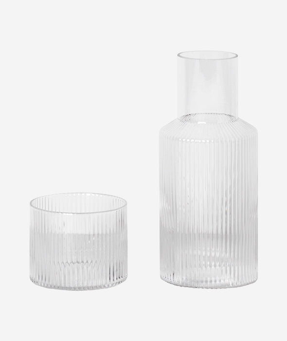 Ripple Mini Carafe Set