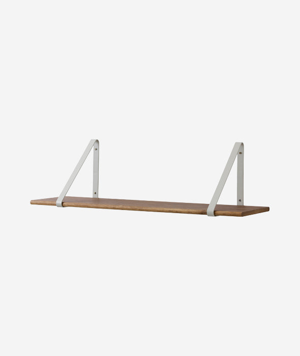 Wood and Metal Wall Shelves Ferm Living - BEAM // Design Store