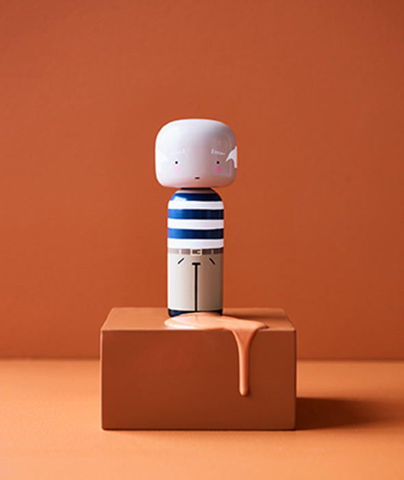 Pablo Kokeshi Doll Sketch.inc for Lucie Kaas - BEAM // Design Store