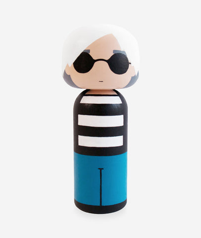 Andy Kokeshi Doll Sketch.inc for Lucie Kaas - BEAM // Design Store
