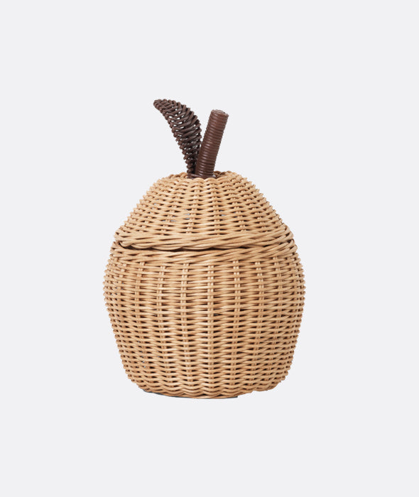 Apple Storage Basket - 2 Colors Ferm Living - BEAM // Design Store