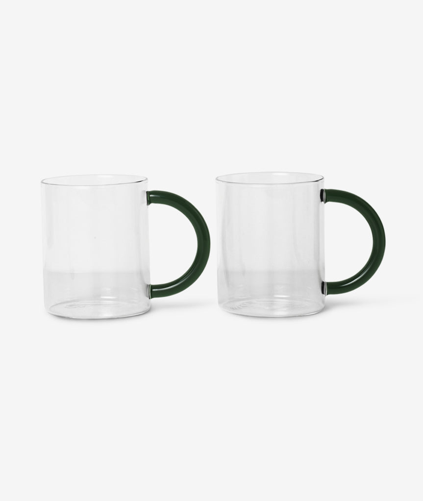 Still Mug Set/2 Ferm Living - BEAM // Design Store