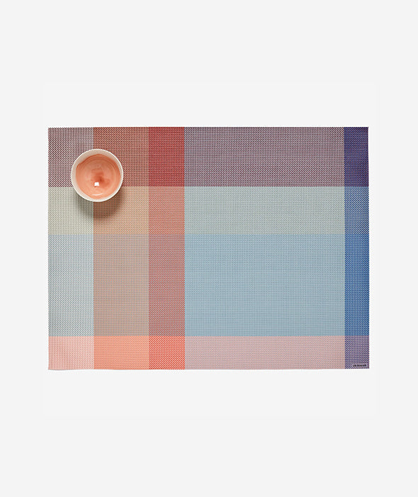 Chroma Placemat Set/4 - 2 Colors