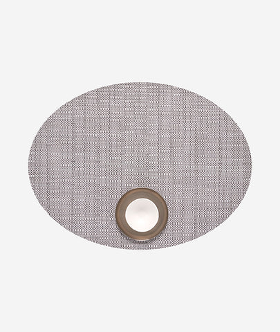 Thatch Oval Placemat Set/4 - 5 Colors
