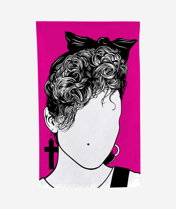 Madonna Tea Towel Bold & Noble - BEAM // Design Store