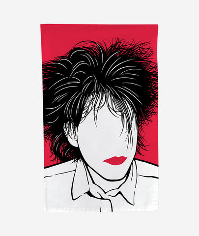 Robert Smith Tea Towel Bold & Noble - BEAM // Design Store