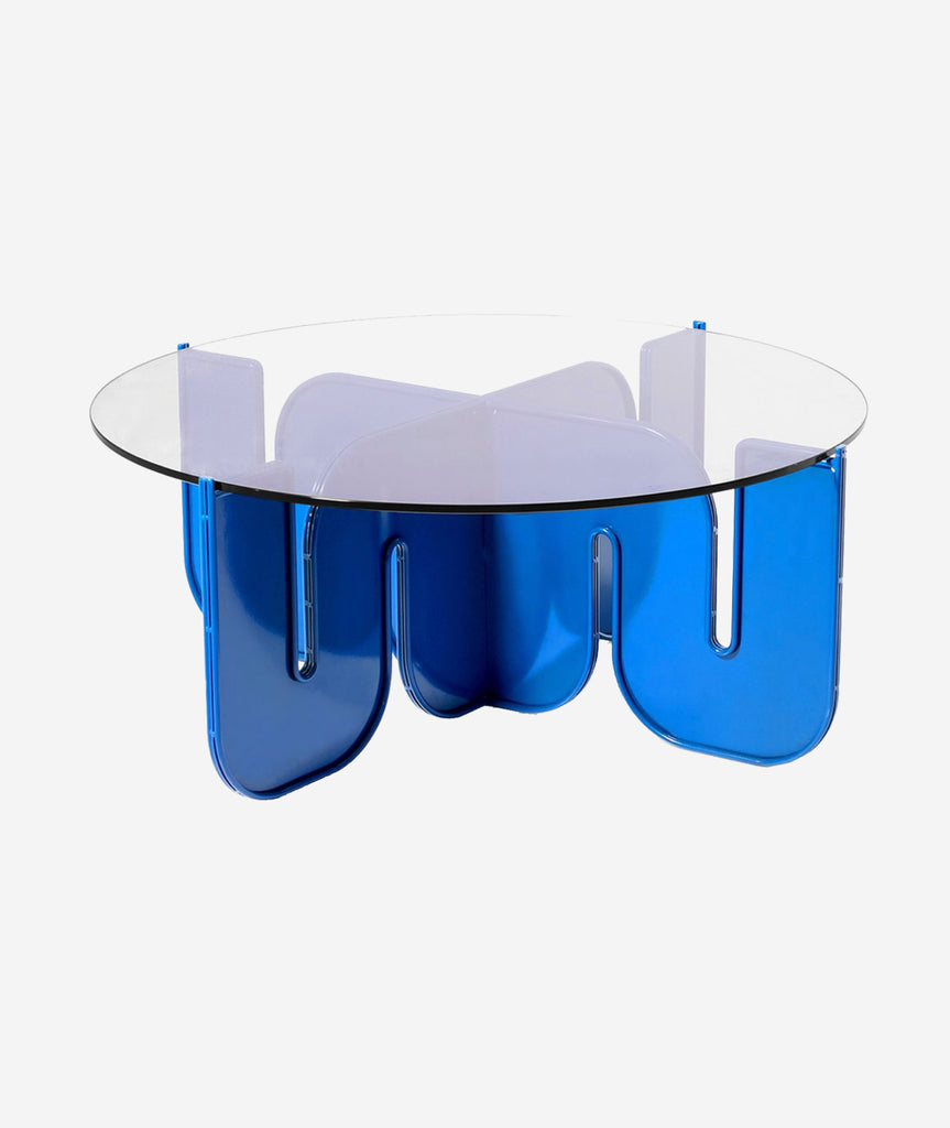 Wave Coffee Table - 5 Colors Bend Goods - BEAM // Design Store