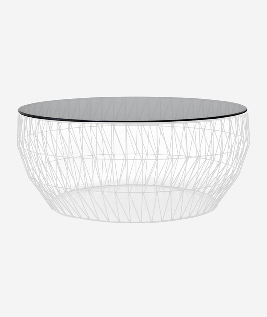 Wire Coffee Table - 20 Colors Bend Goods - BEAM // Design Store