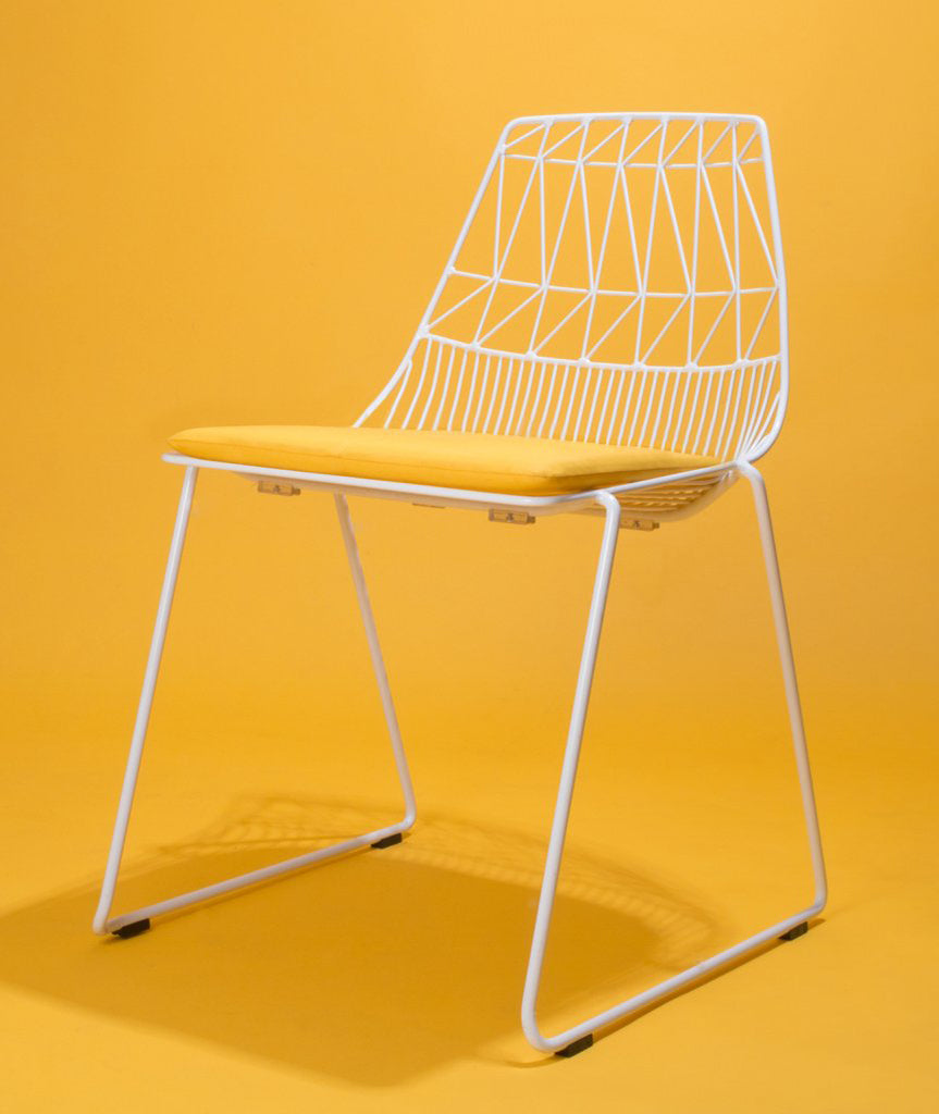 Lucy Side Chair - 7 Colors Bend Goods - BEAM // Design Store
